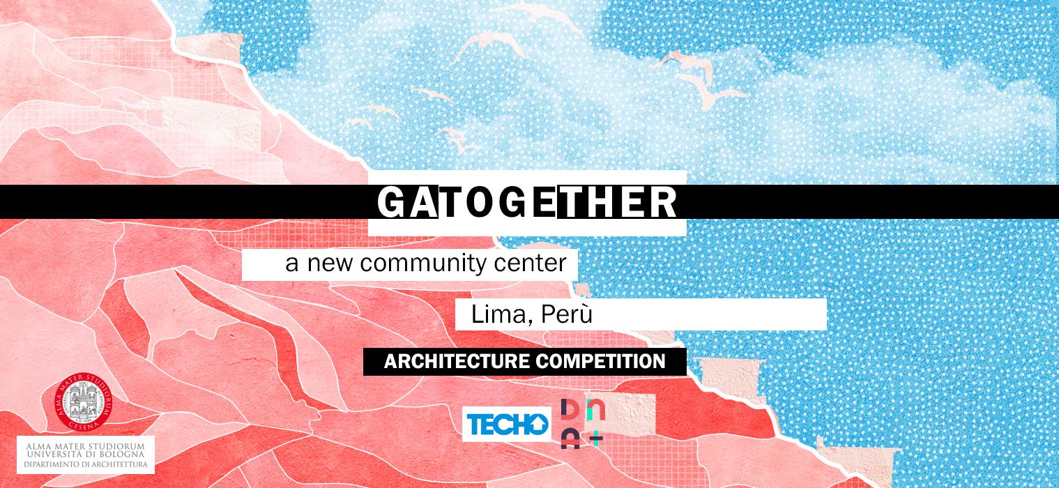 Gatogether _ 利马新社区中心设计竞赛