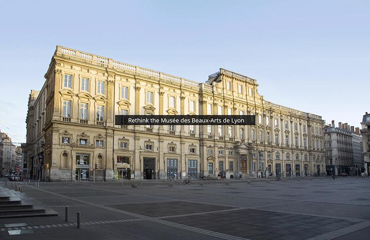 里昂美术馆改扩建国际设计竞赛