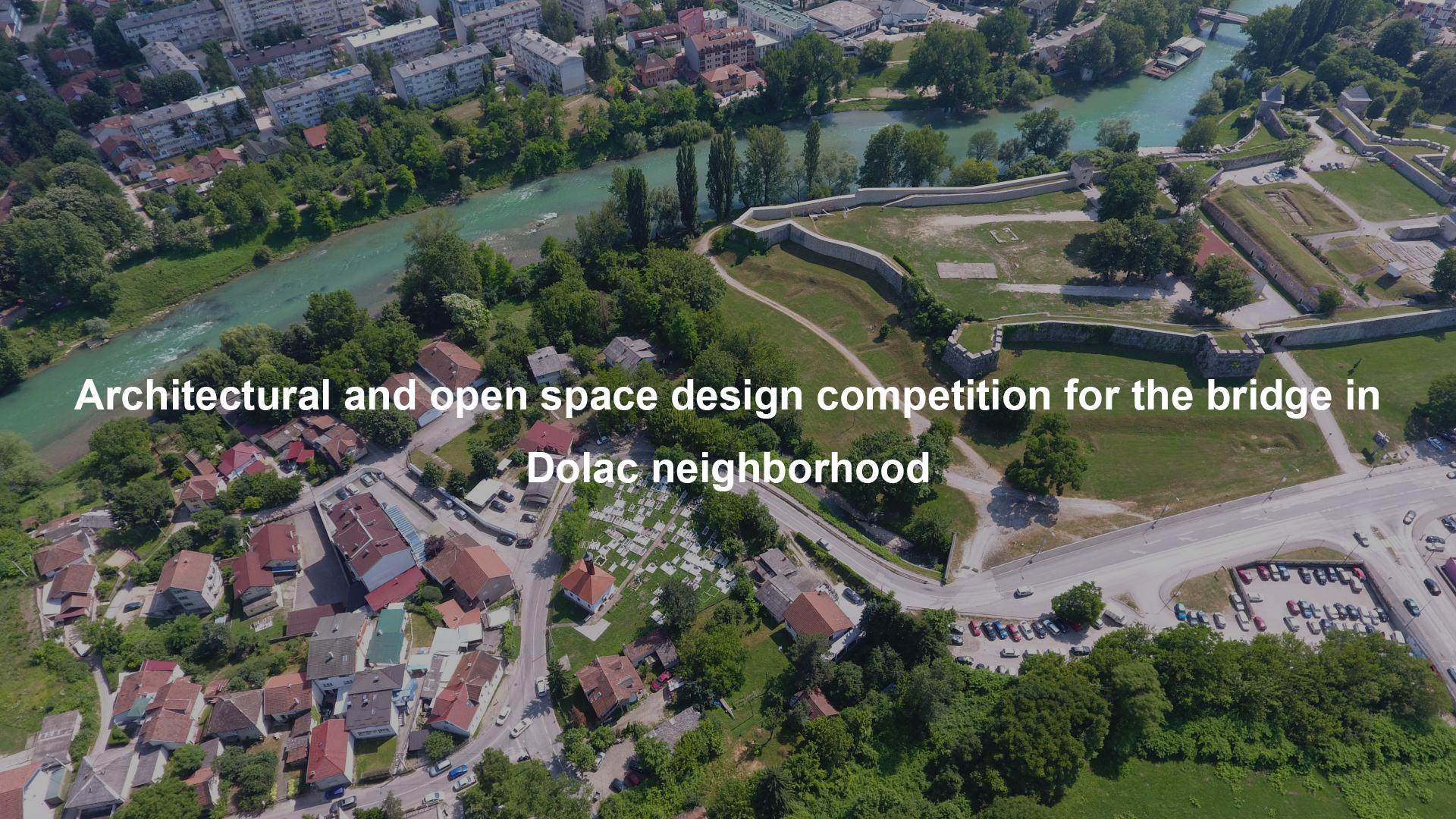 波黑巴尼亚卢卡市Dolac社区桥梁概念设计