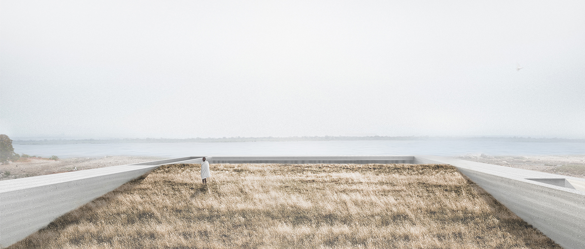 """消失的地平线:塞内加尔KAIRA LOORO""""和平馆"""""""