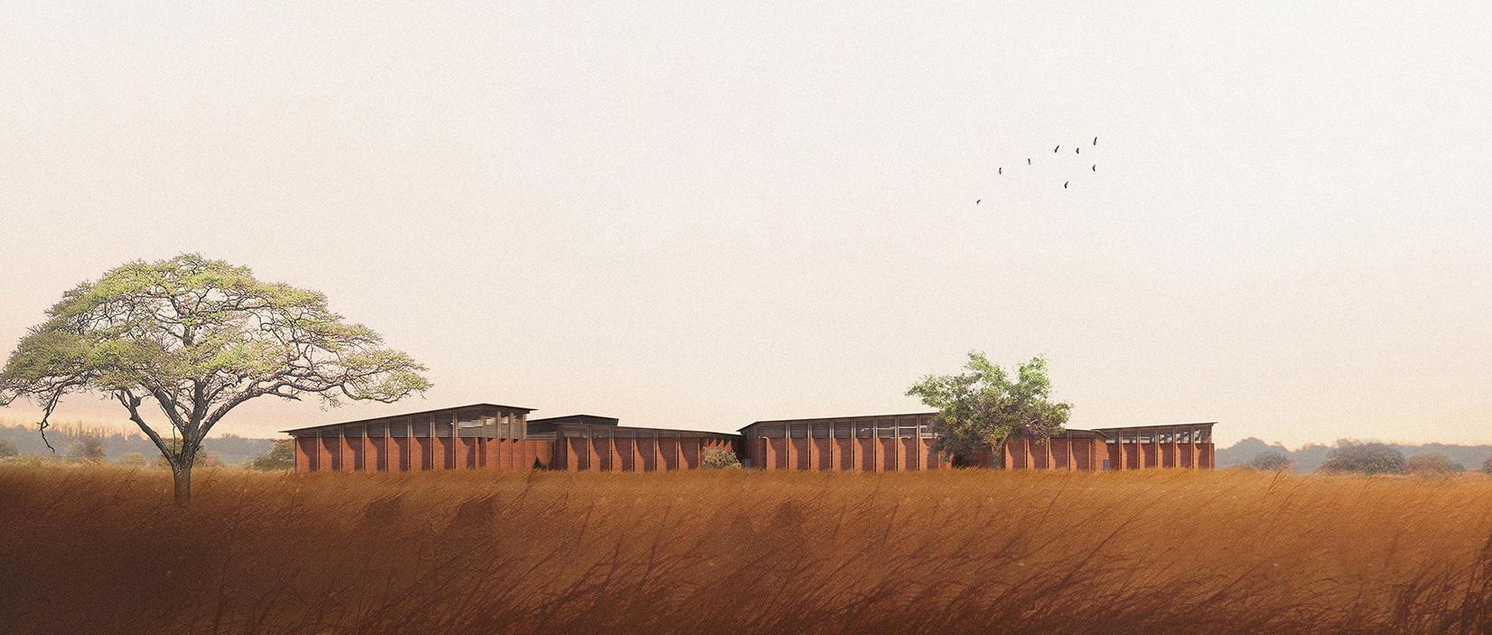 树之下:莫桑比克幼儿园设计竞赛