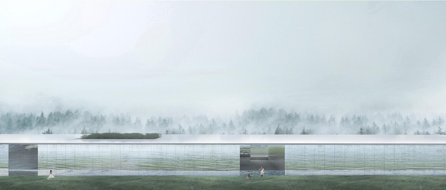 风之吟:威海沙湖音乐厅竞赛铜奖提案