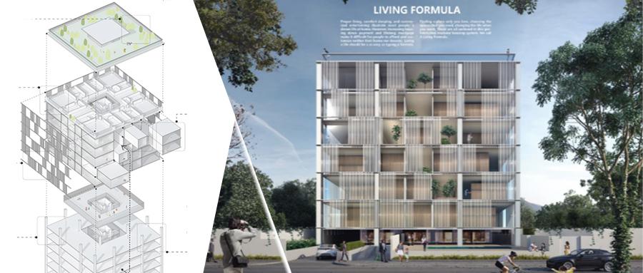 Living Formula:天空之城挑战赛19第七名提案