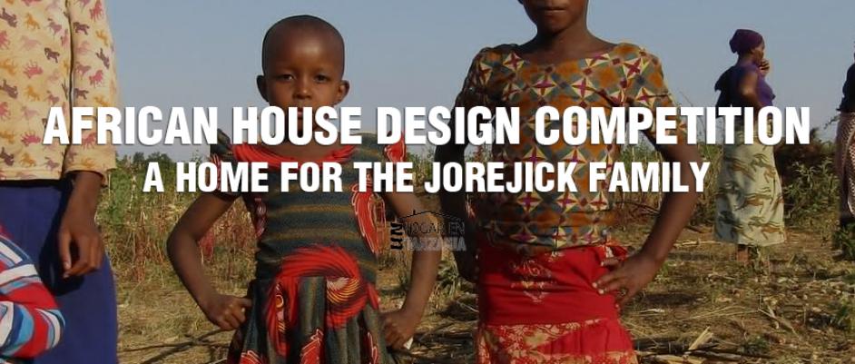 非洲家庭住宅设计竞赛:乔力克之家(The Jorejick Family)