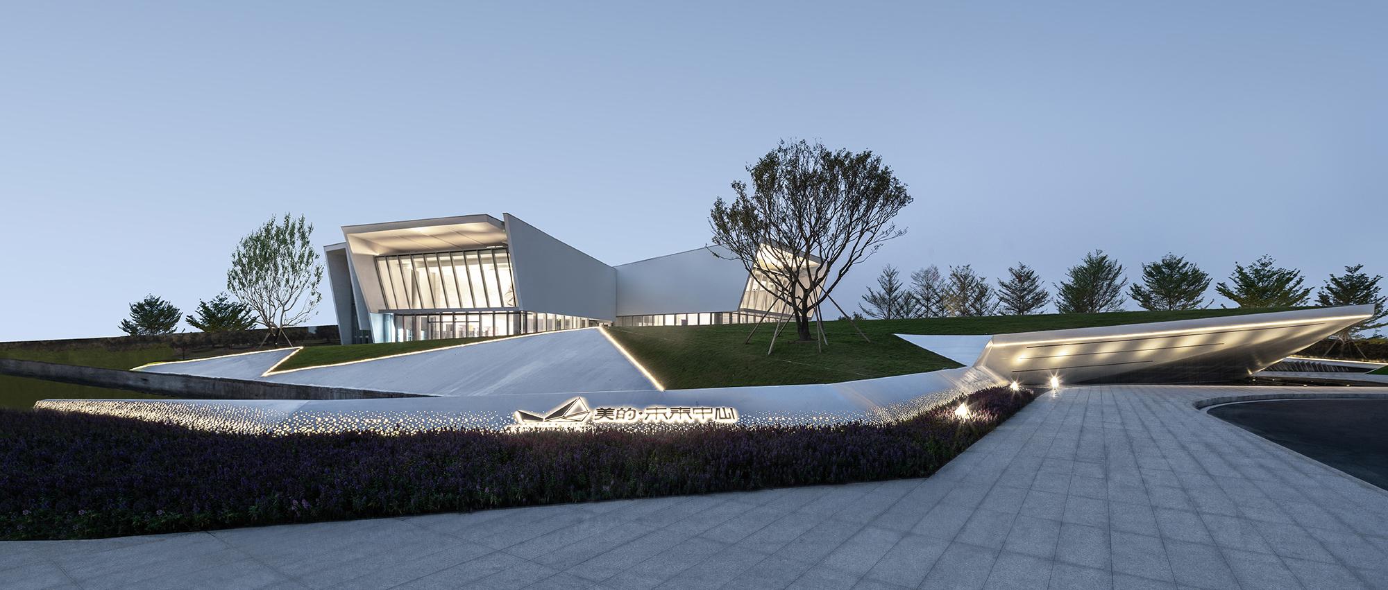XAA詹涛工作室:美的未来中心