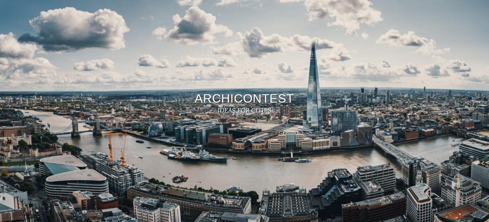 伦敦市新会议厅设计竞赛