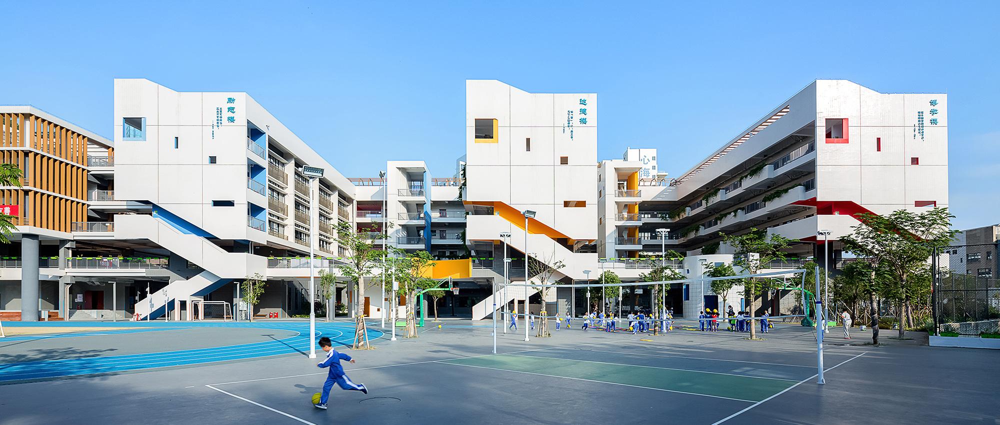 AUBE欧博设计:深圳海曦(未来)小学