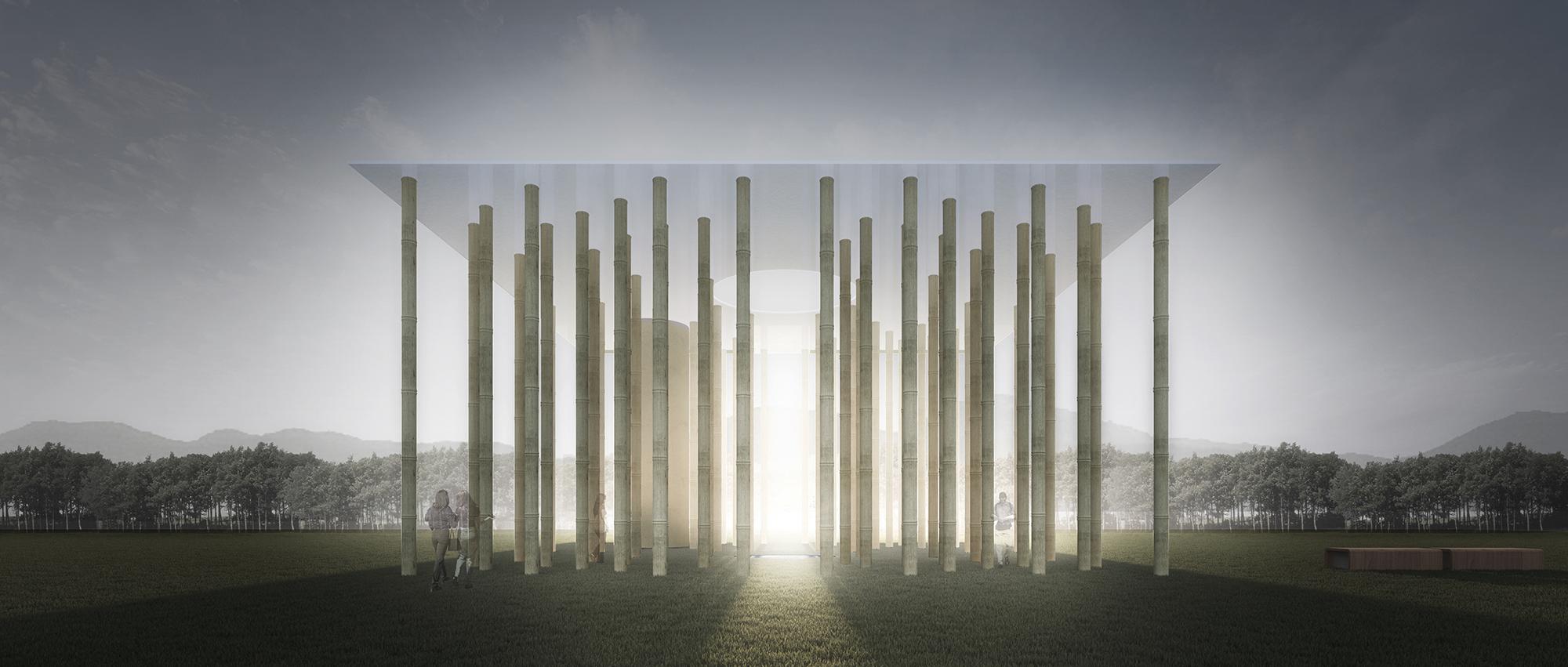 光影森林:SHADOW PAVILION COMPETITION 竞赛入围提案