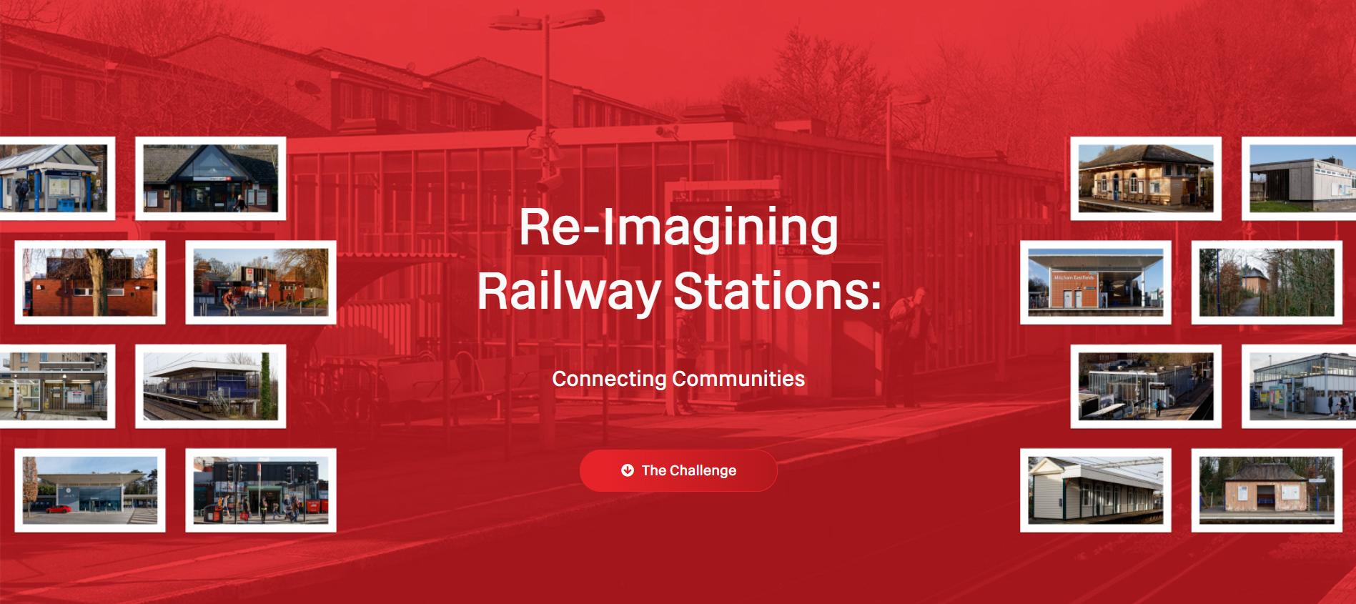 重新构想英国火车站