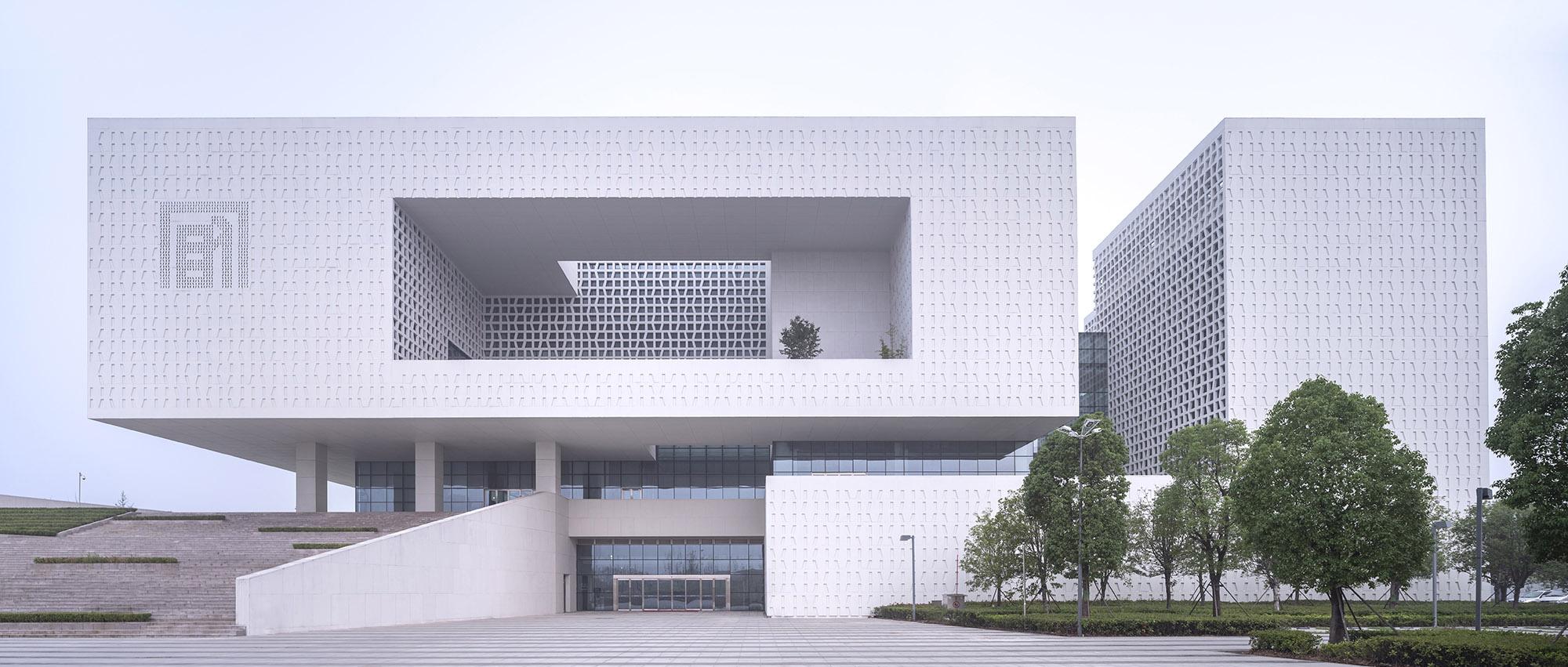 AUBE欧博设计:宿州城市规划展示馆