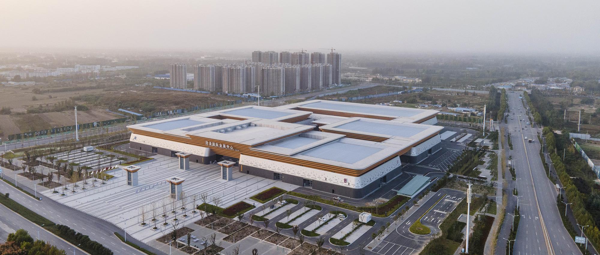 欧博设计 / 山东菏泽国际会展中心