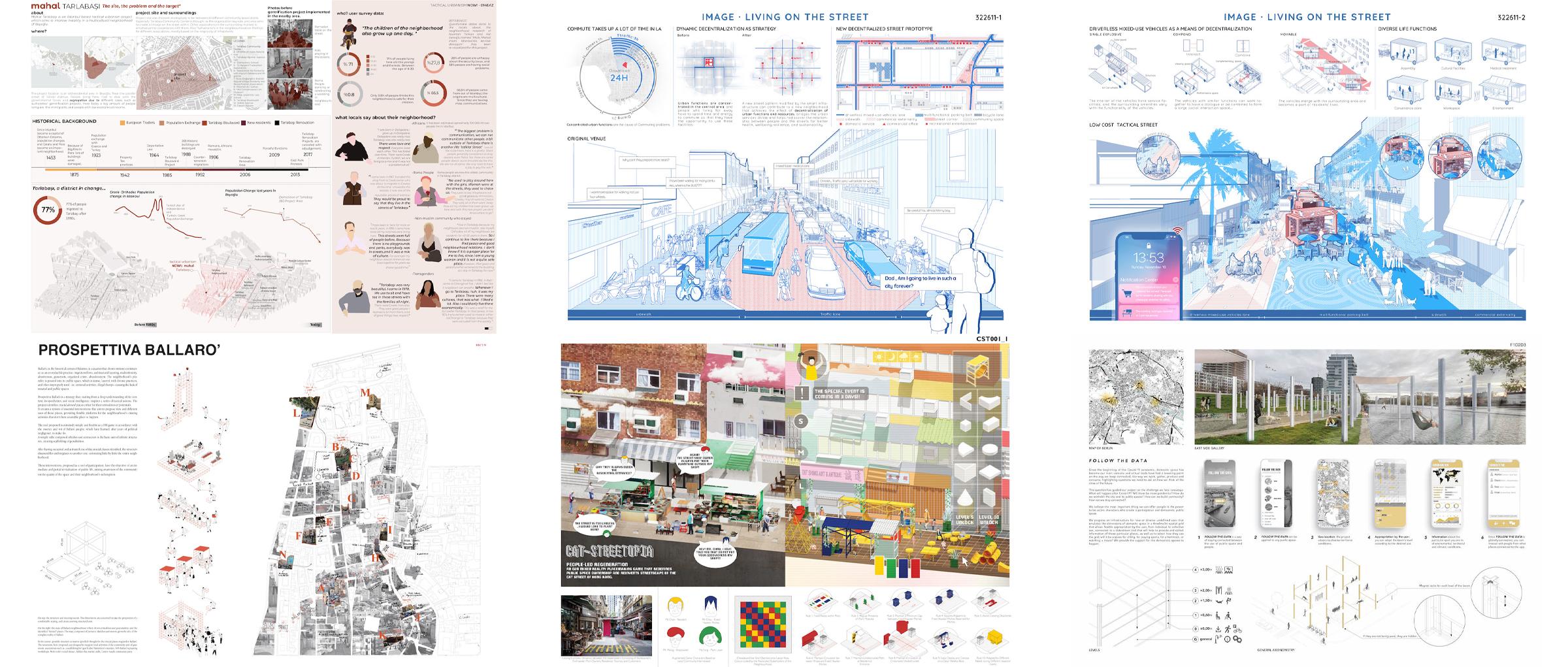 """战略城市化(""""Tactical Urbanism NOW!"""")设计竞赛结果公布 Part 2"""