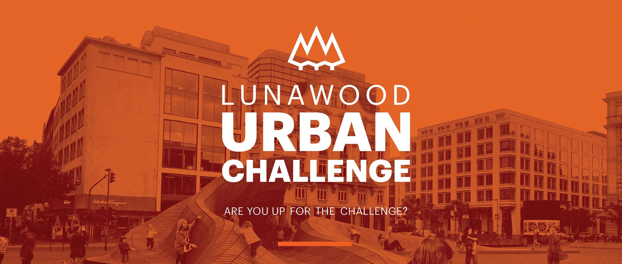 2021年 LUNAWOOD 城市挑战赛