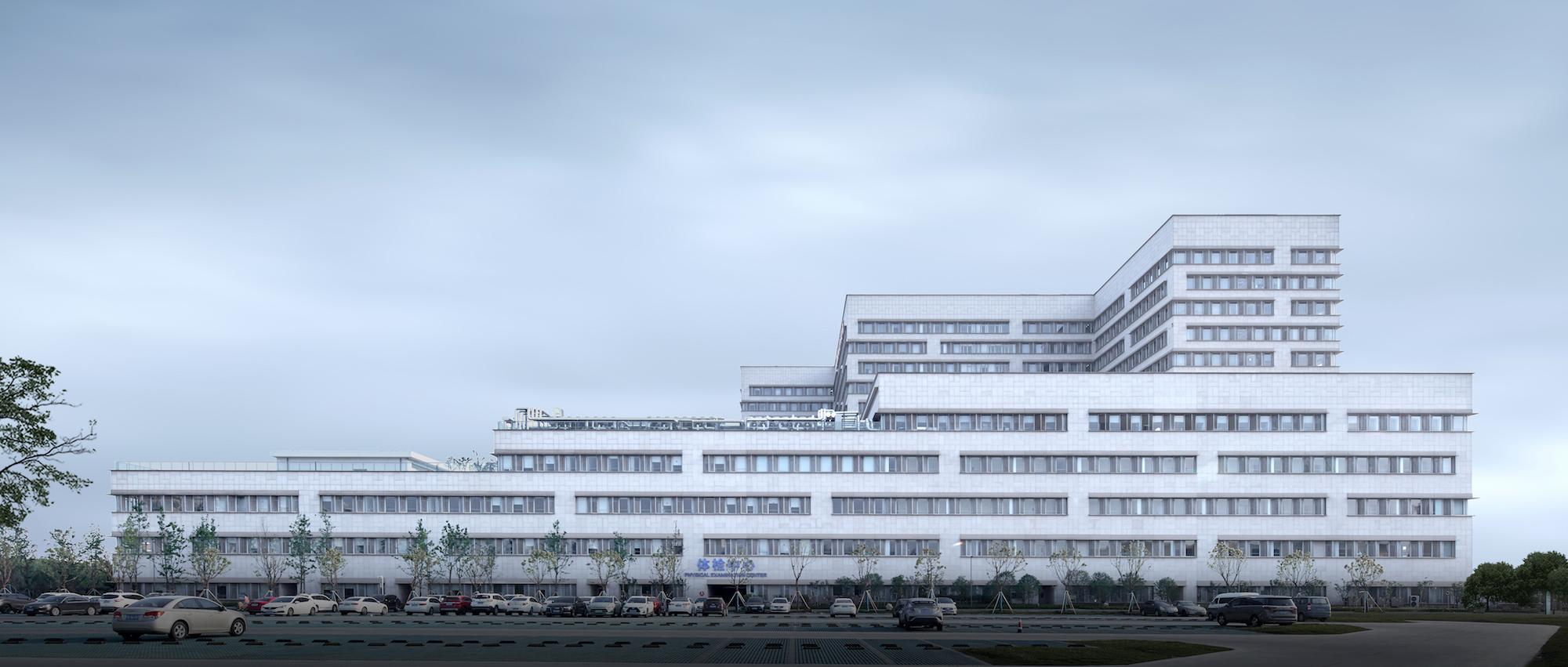 LEMANARC 瑞士瑞盟设计 / 苏州市独墅湖医院