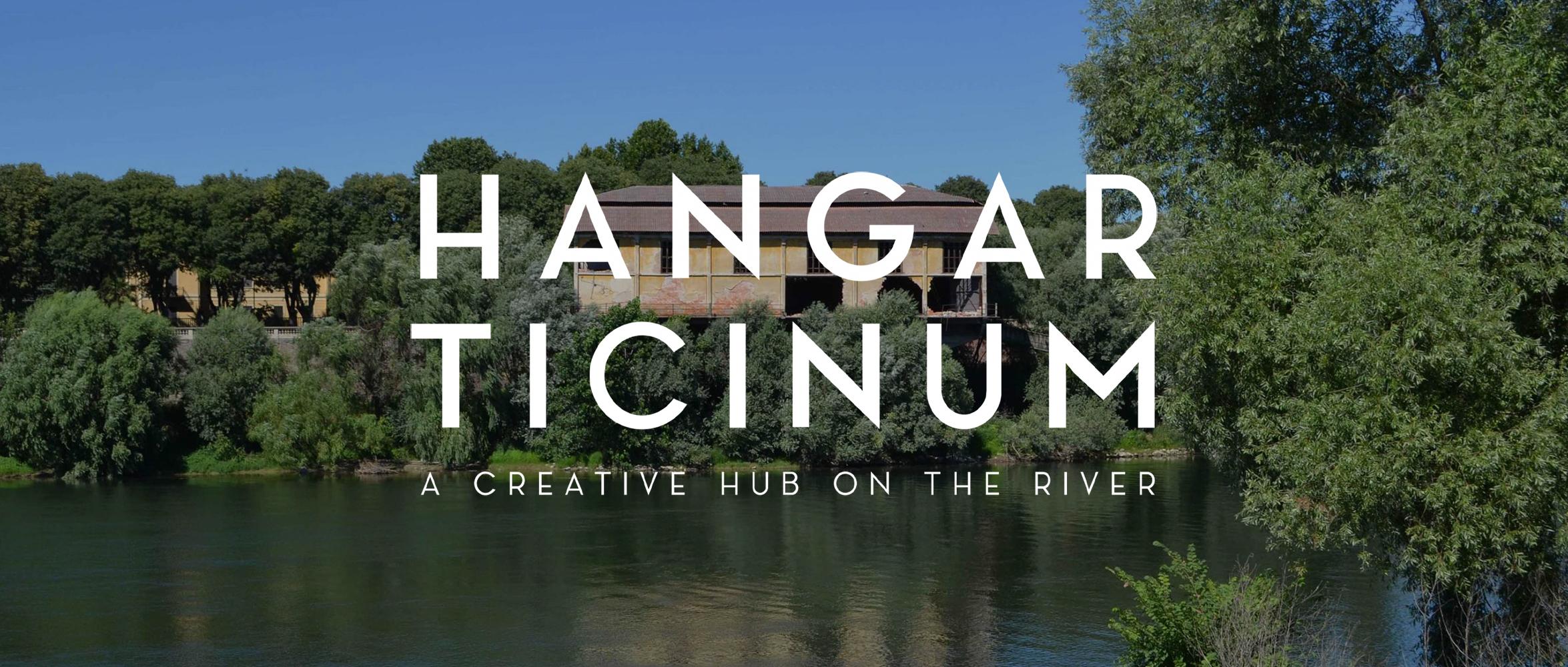 Hangar Ticinum——河上创意中心设计竞赛