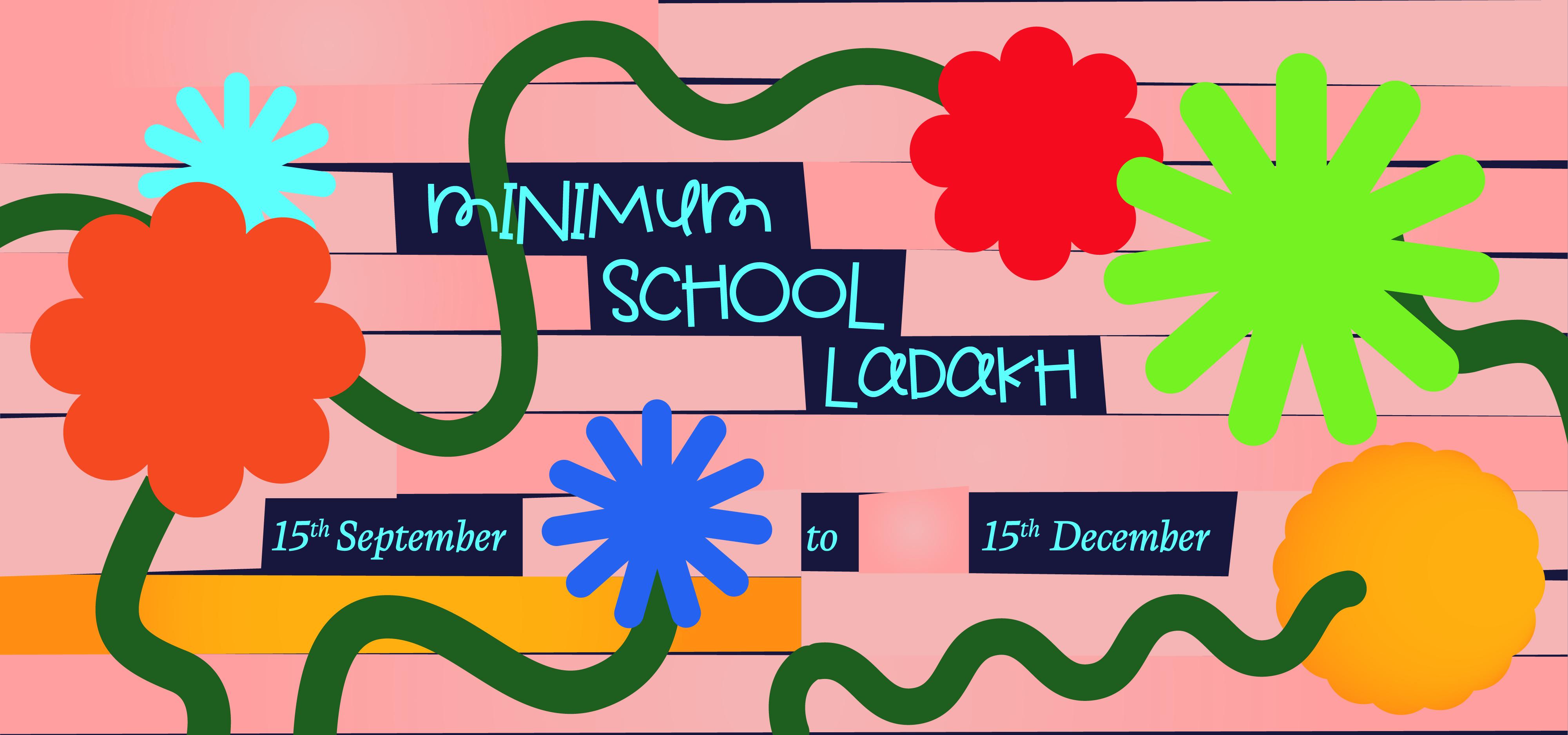 拉达克极小学校(MINIMUM SCHOOL LADAKH)设计竞赛