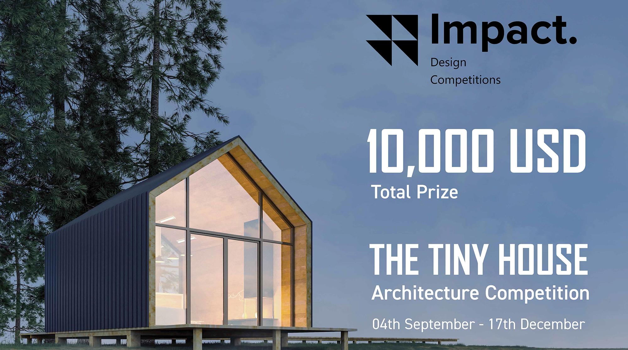 微型住宅(THE TINY HOUSE)建筑竞赛