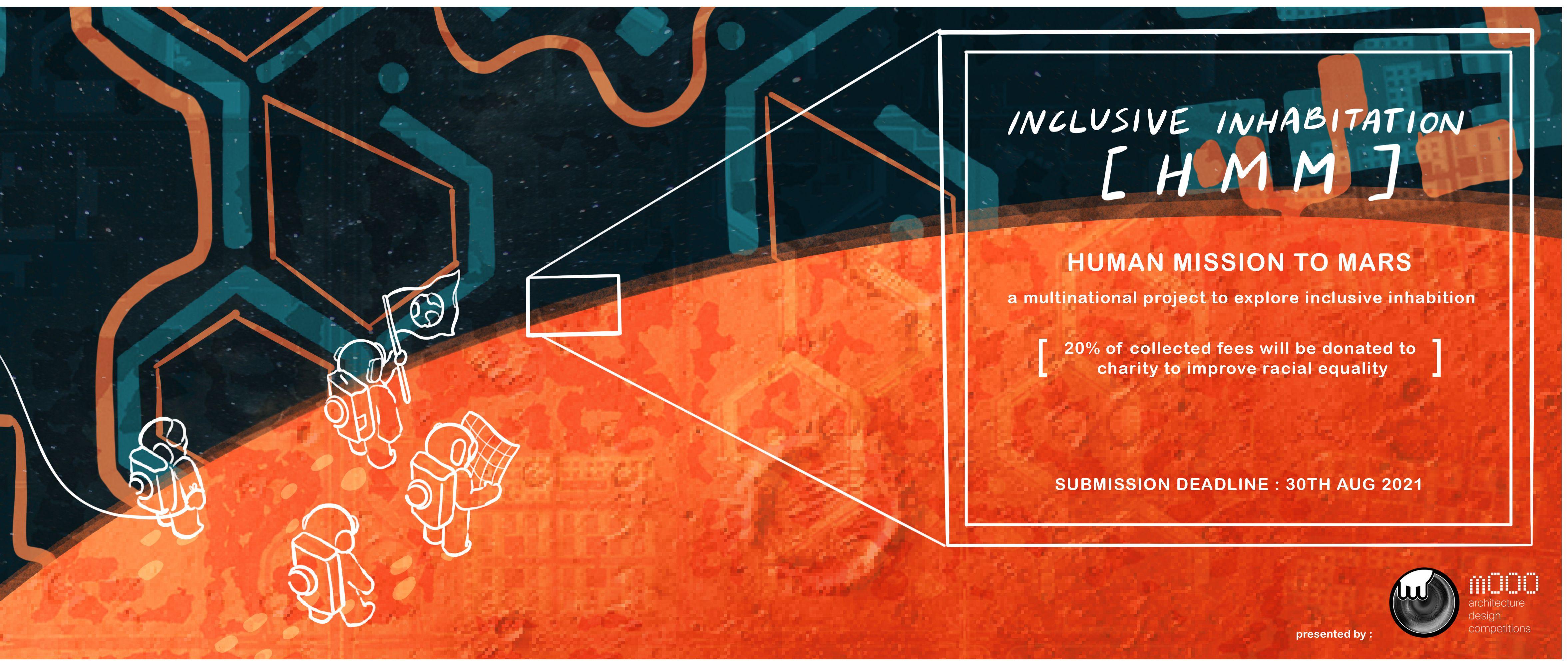 #mOOO5 inclusive inhabitation [HMM]: Human Mission to Mars